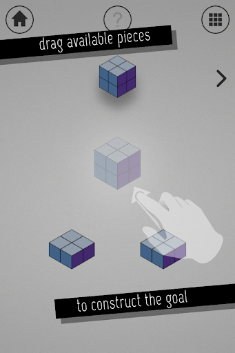 Kubic - screenshot