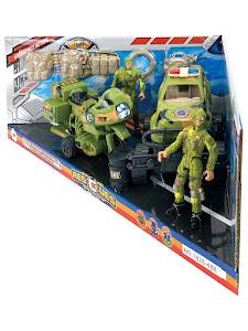 """Игровой набор серии """"Город Игр"""", """"Военные маневры - Джип M"""", арт. GN-7225/зеленый"""