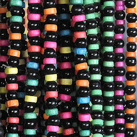 Bead garlands by Govindarajan Raghavan - Artistic Objects Jewelry (  )