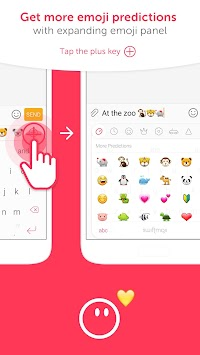 Swiftmoji - Emoji Keyboard APK screenshot thumbnail 4