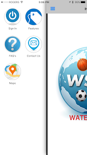 WSM Water Polo - screenshot