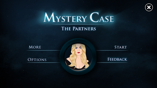 Mystery Case: The Partners - screenshot