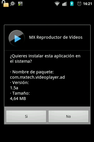 System Apps Installer [ROOT] screenshot 1