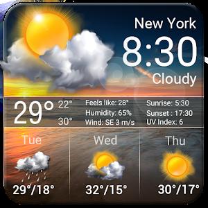Storm & Rain Radar Weather App For PC