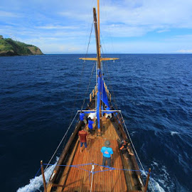 by Andi Hermansyah - Transportation Boats