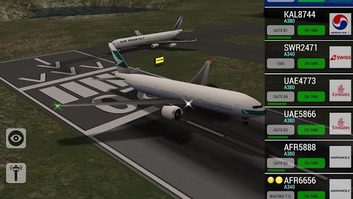 Unmatched Air Traffic Control - screenshot