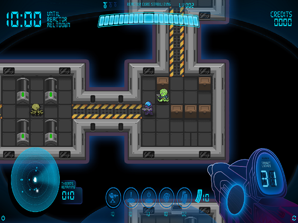 Super Space Meltdown Screenshot 5