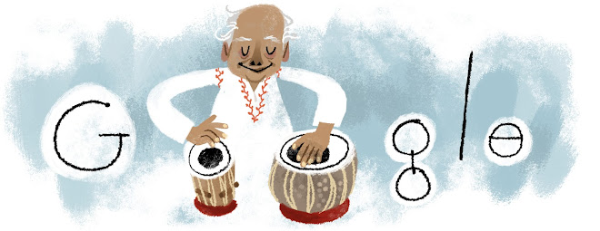 Ustad Alla Rakha's 95th Birthday