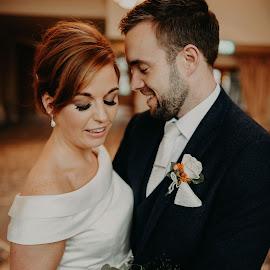 Love :)  by Kaspars Sarovarcenko - Wedding Bride & Groom ( wedding photographer ireland )