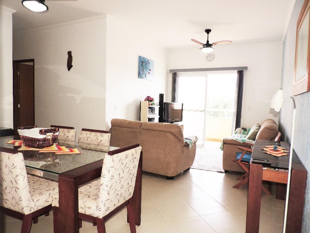 Apartamento residencial à venda, Itagua, Ubatuba.