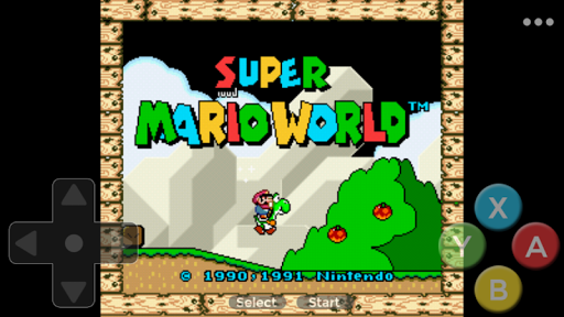 SNES Super Mari World  Story Board and Guide For PC