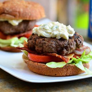 Blue Cheese Bacon Burger Sauce Recipes