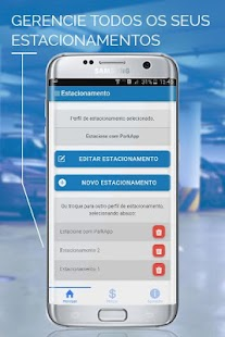 ParkApp Admin Estac. e Valets - screenshot