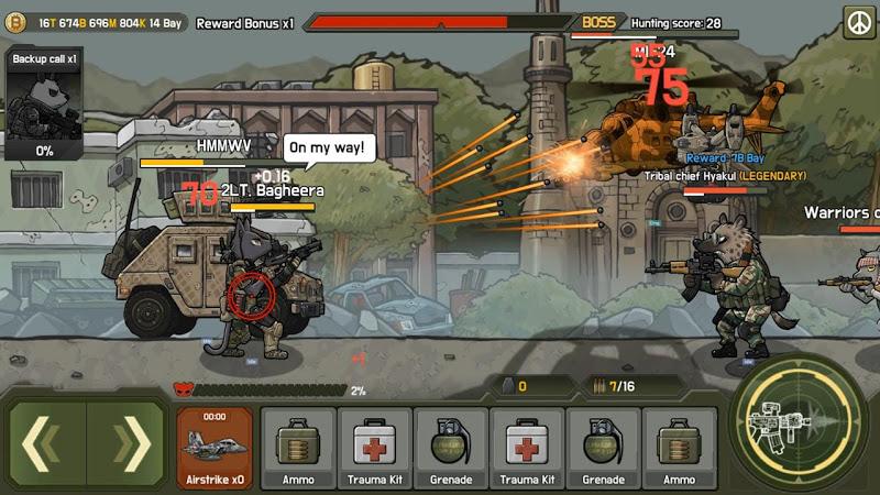 BAD 2 BAD: DELTA Screenshot 5