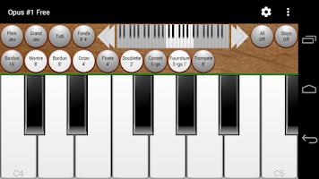 Screenshot of Opus #1 Free - The Pipe Organ