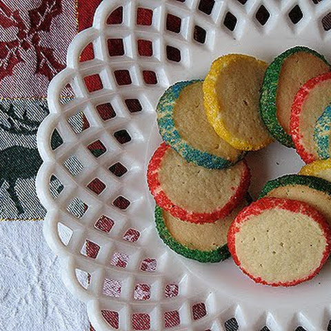 Sables (shortbread Cookies)