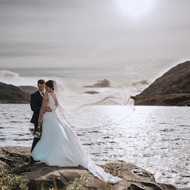 Lisa & Daniel Wedding in Killarney :)  by Kaspars Sarovarcenko - Wedding Bride & Groom ( wedding photographer ireland )