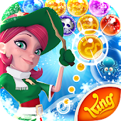 Game Bubble Witch 2 Saga version 2015 APK