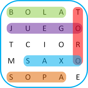 Word Search Games in Spanish For PC (Windows & MAC)