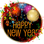 Happy New Year Frames Icon