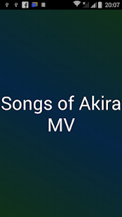 Songs of Akira MV - screenshot