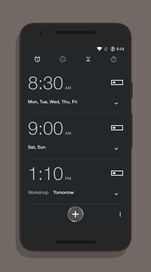 Zener Dark - CM13/12 Theme Screenshot 6