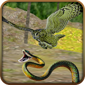 Download Angry Eagle Owl Bird Hunt APK on PC