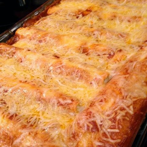 Cheesy 5-Star Enchiladas