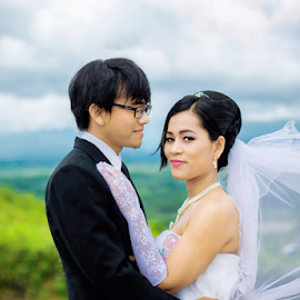 W E by Kriswanto Ginting's - Wedding Bride & Groom ( prewedding, wedding, bride and groom, nikon, bride, groom,  )