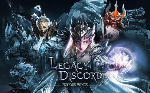 Game Legacy of Discord-FuriousWings APK for Windows Phone