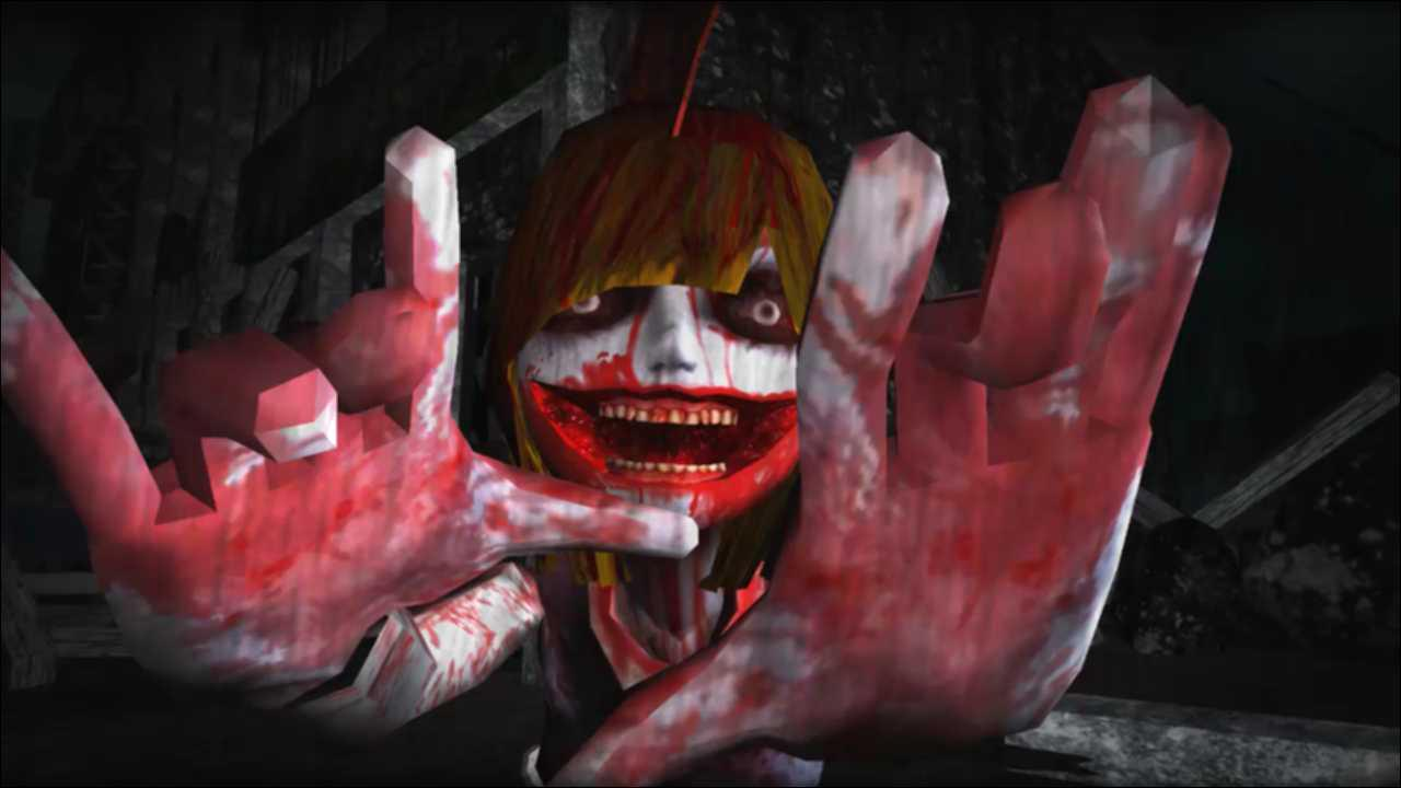 Merendam 2 horror puzzle adv Screenshot 0