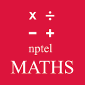 Free NPTEL : Mathematics APK for Windows 8