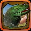 Komodo Dragon Simulator 2016