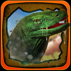Cover art Komodo Dragon Simulator 2016