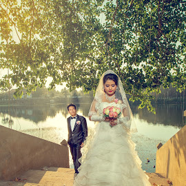 pre wedding by Mg Nang Oo - Wedding Other