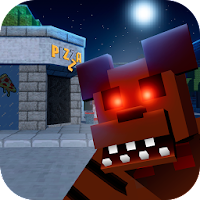 5 Nights at Cube Pizzeria City For PC (Windows And Mac)