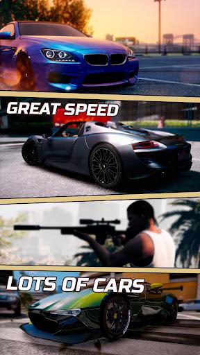 Grand Racing in San Andreas