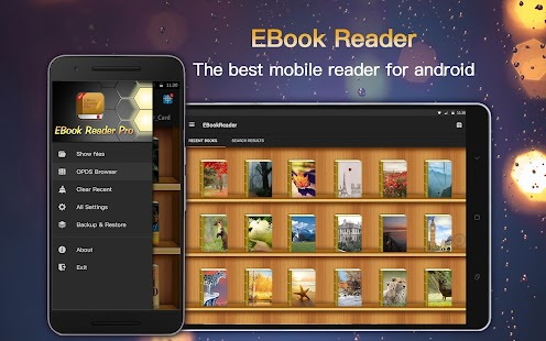 Book Reader App for Windows 8 and Windows Phone - Bookviser