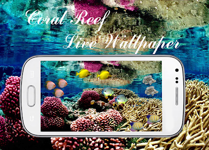Coral Reef Wallpaper - screenshot