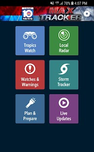 Max Hurricane Tracker for pc