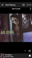 Screenshot of Latino 102.7
