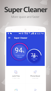 Super Cleaner -  Antivirus- screenshot thumbnail
