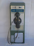 Single Slot Payphones - NJ Bell 1A loc E1