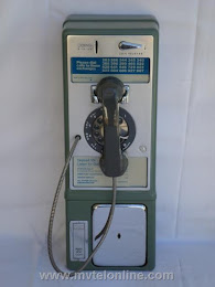 Single Slot Payphones - NJ Bell 1A loc E1 1