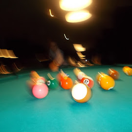rolling by Dana Andreea Cotorobai - Sports & Fitness Cue sports