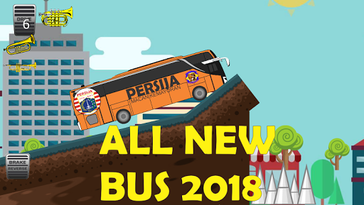 Bus Macan Kemayoran Simulator 2018 screenshot 1