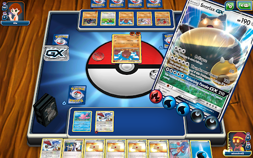 Game Pokémon TCG Online APK for Kindle
