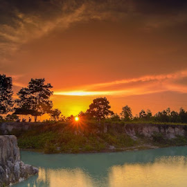 by Muhammad Ghifan  Arselan - Landscapes Sunsets & Sunrises