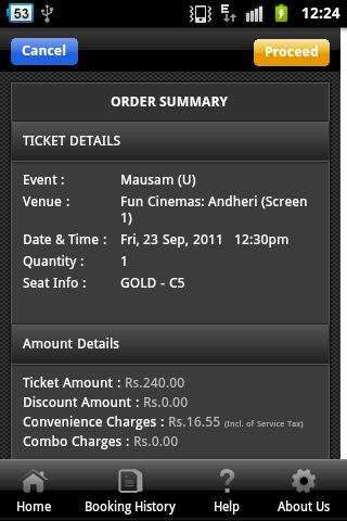 Fun Cinemas screenshot 5