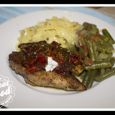 Carrabba's Chicken Bryan Copycat